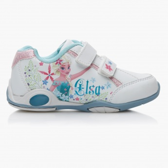 Disney Frozen Velcro Sneakers