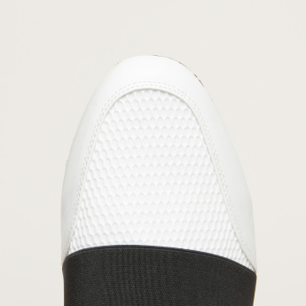 STEVE MADDEN Mesh Detail Sneakers with Lace Closure