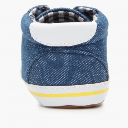 Juniors Lace-up Booties
