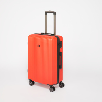 SWISSBRAND Textured Hard Case Travelling Bag