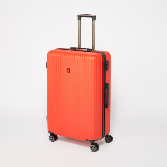 SWISSBRAND Hard Case Trolley Bag with Retractable Handle