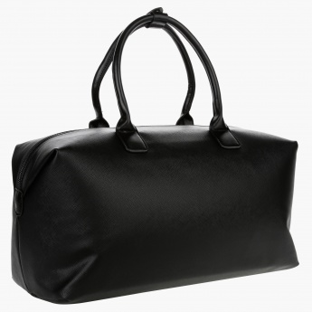 Duchini Solid Colour Duffle Bag