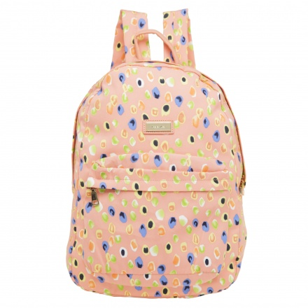 Paprika Printed Backpack