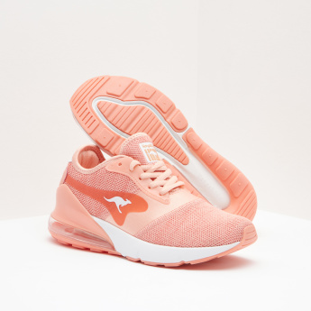 KangaROOS Low Top Lace Up Sneakers