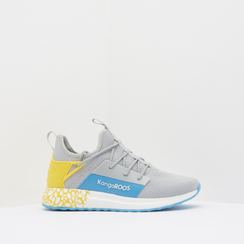 KangaROOS Walking Shoes with Lace-Up Closure