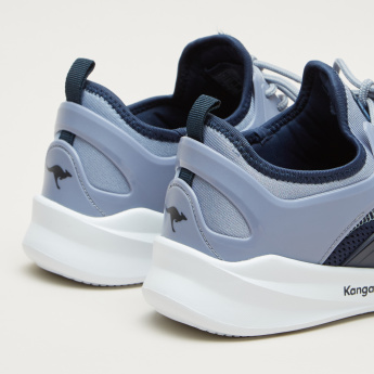 KangaROOS Logo Detail Walking Shoes