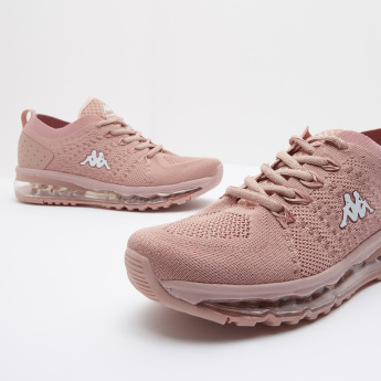Kappa Walking Shoes with Lace-Up Closure