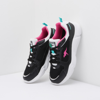 KangaROOS Lace-Up Running Shoes