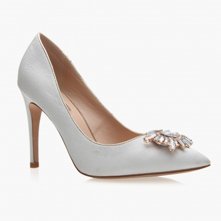 Celeste High-heel Embellished Shoes