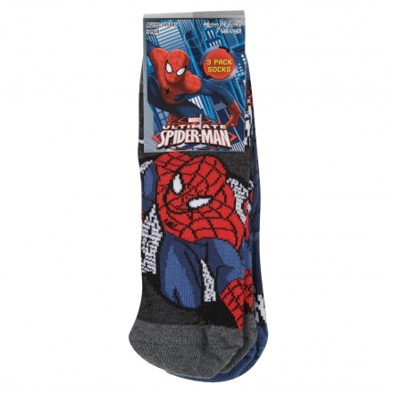 Spider-man Printed Socks - Set of 3