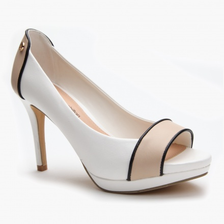 Jane Shilton Peep-Toe Shoes