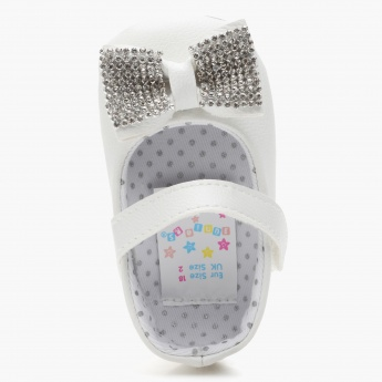 Juniors Embellished Booties
