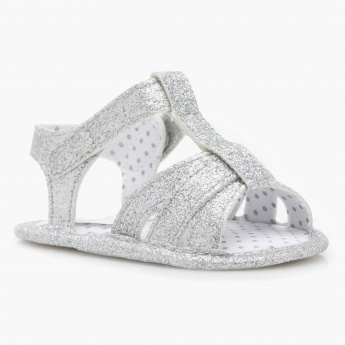 Juniors Shimmer Booties