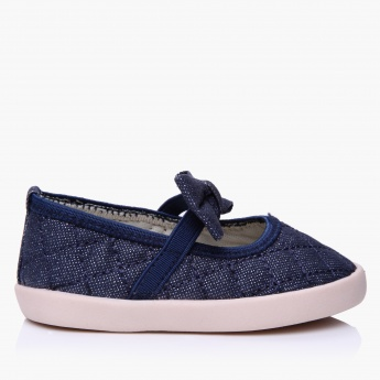 Juniors Quilted Slip-On Shoes