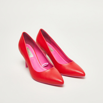 Pumps with Stiletto Heels