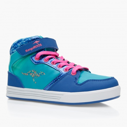 Kangaroos Velcro High Top Shoes