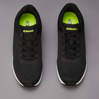 Dash Lace-Up Walking Shoes