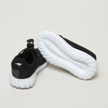KangaROOS Running Shoes with Drawstring Closure