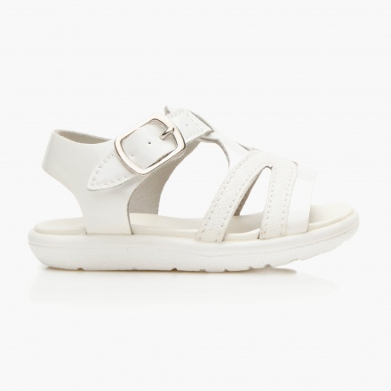 Juniors Buckle Sandals