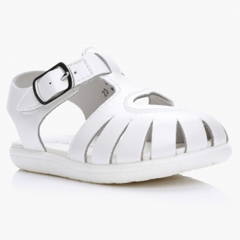 Juniors Sandals with Buckle Closure