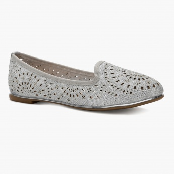 Little Missy Slip-On Shoes