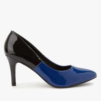 Missy High Heel Slip-On Stilettos